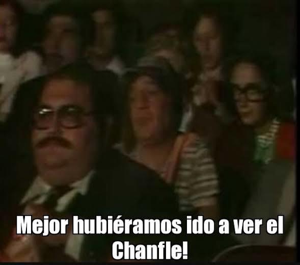 Sin duda, el Chanfle tenía mas gol que América en este Clásico Nacional