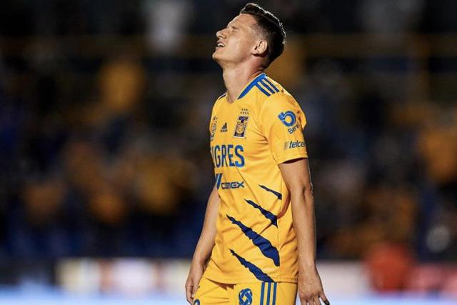 Florian Thauvin último lesionado de Tigres