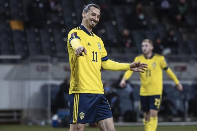 Zlatan Ibrahimovic regresa a la Selección de Suecia con 40 años