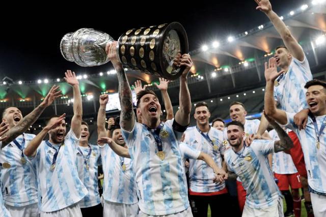 Argentina, campeón de la Copa América, se enfrentará a Italia, campeón de la Euro