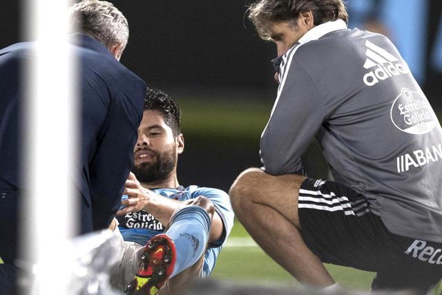 Néstor Araujo sufre esguince en el tobillo y es duda para la Fecha FIFA