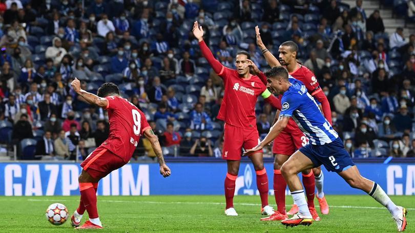 Goleada del Liverpool en Champions