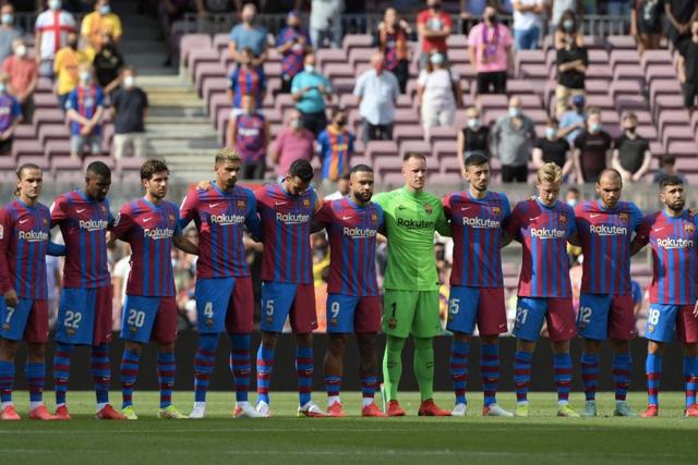 Barcelona tiene un tope salarial de 97.9 millones, el séptimo más alto en LaLiga