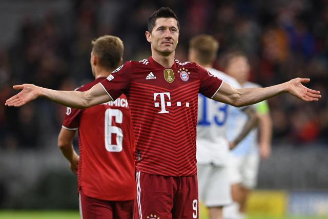 Bayern golea 5-0 al Dynamo Kiev