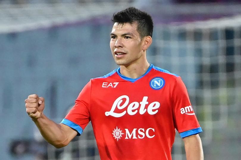 Chucky Lozano marcó su segundo gol de la temporada con el Napoli