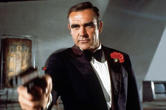 Sean Connery pudo ser delantero de Manchester United
