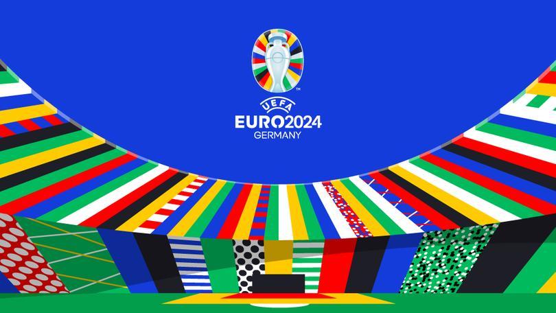 Listo el nuevo logo de la eurocopa