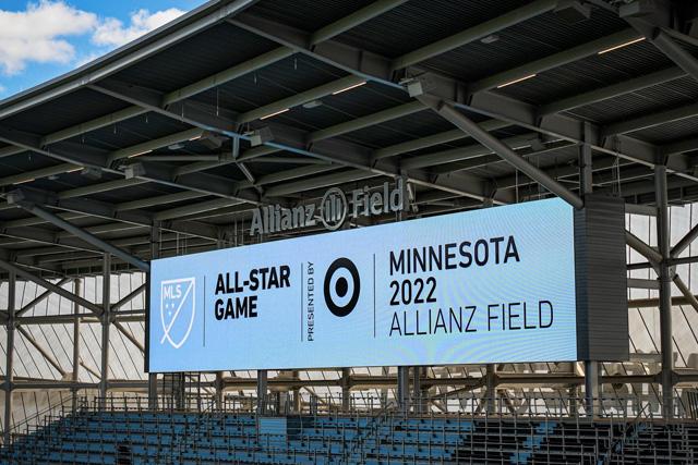 El All-Star Game de la MLS se jugará el 10 de agosto en Minnesota
