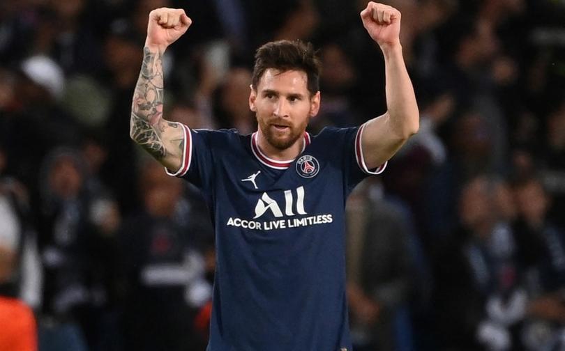 Messi se está acoplando al PSG