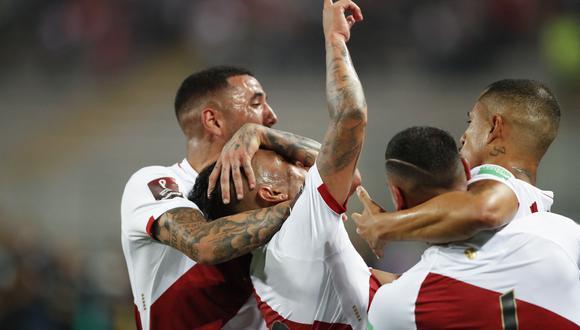 Perú salió con la victoria ante Chile