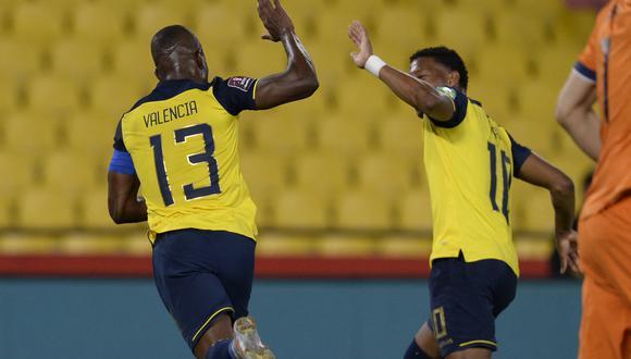 Ecuador sigue firme en su camino al Mundial de Qatar