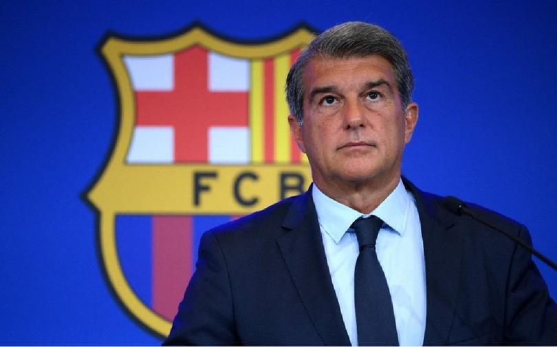 Laporta aclaró algunos rumores entorno a Barcelona