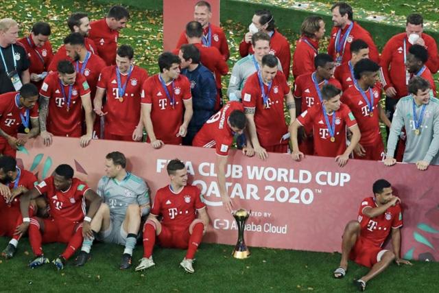 Mundial de Clubes podría moverse a principios de 2022