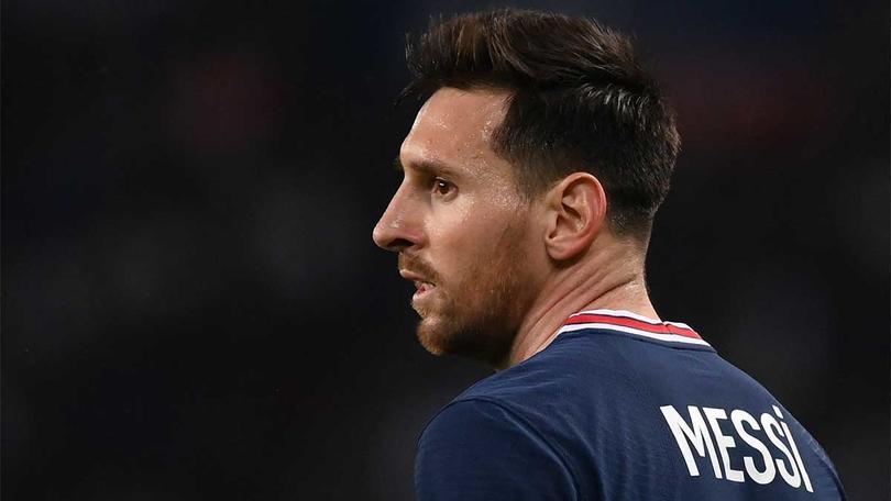 Messi dio muchos detalles en la entrevista