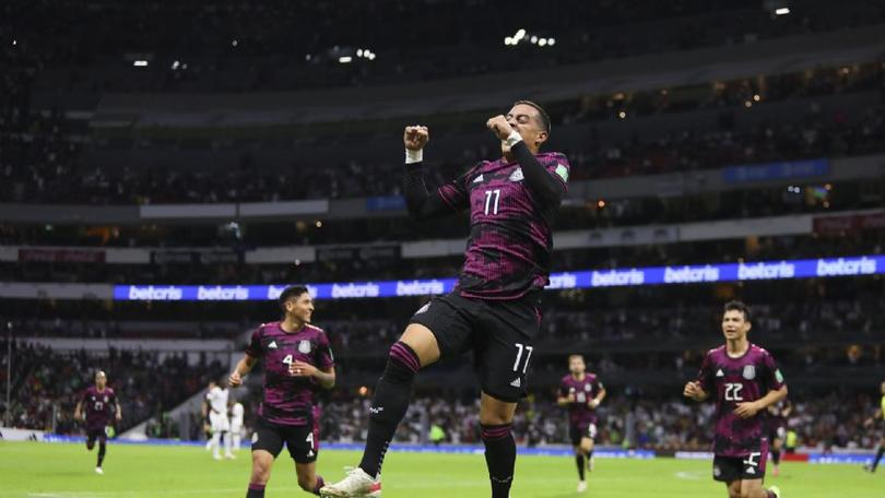 Funes Mori anotó en la victoria ante Honduras