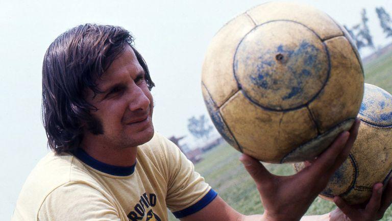 Enrique Borja se convirtió en uno de los favoritos de la afición azulcrema