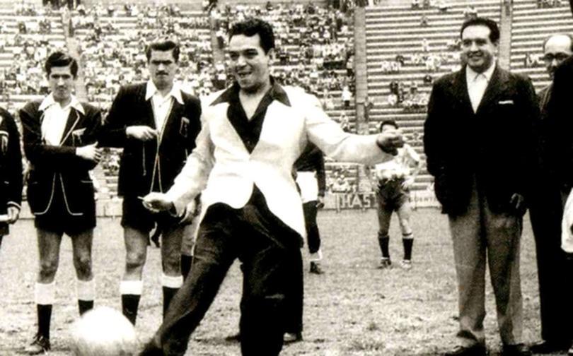 Cantinflas apoyó al América para salir de una crisis económica