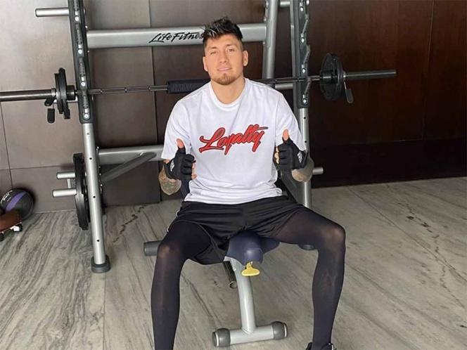 Nico Castillo tuvo una lenta recuperación