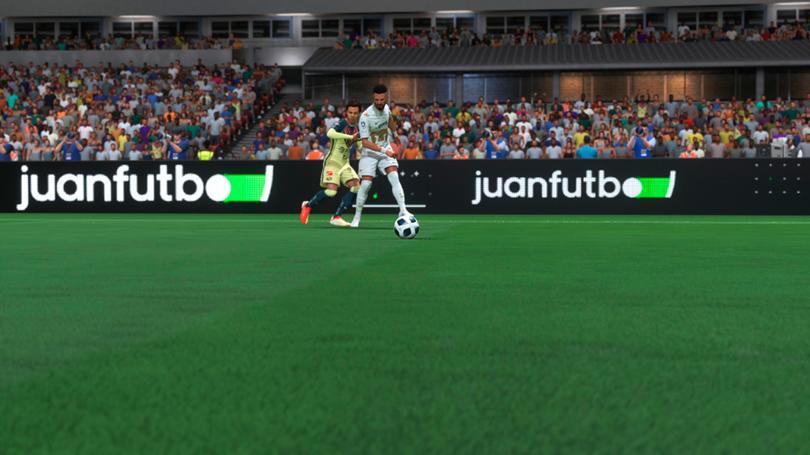 Así aparece juanfutbol en FIFA 22
