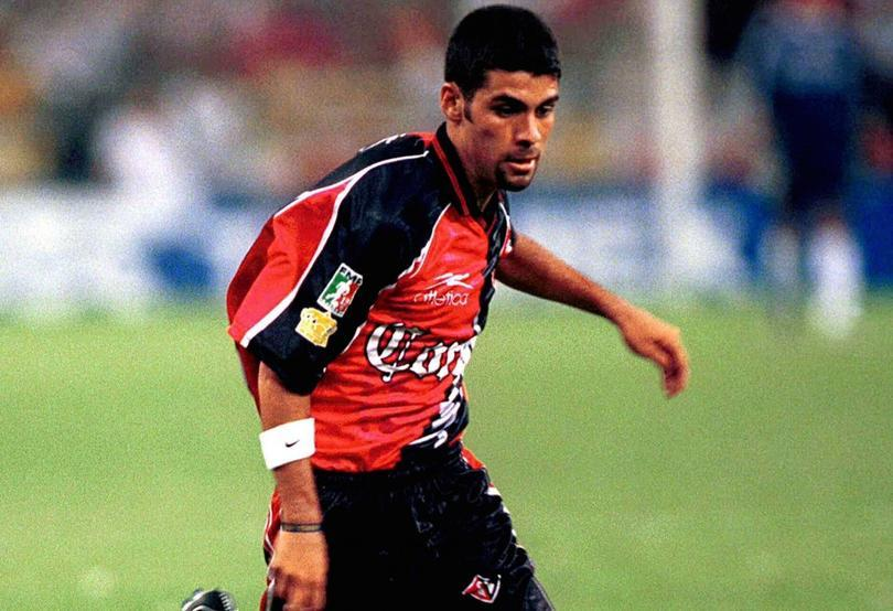 Márquez formó parte de la generación dorada de Atlas
