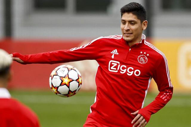 Edson Álvarez se ha vuelto un indiscutible del Ajax