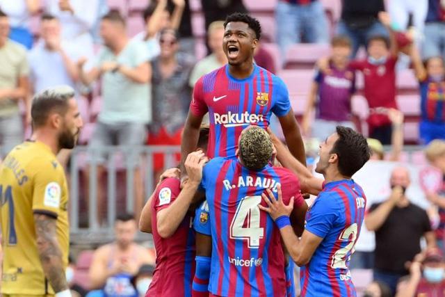 Ansu Fati renovará con el Barcelona antes de El Clásico