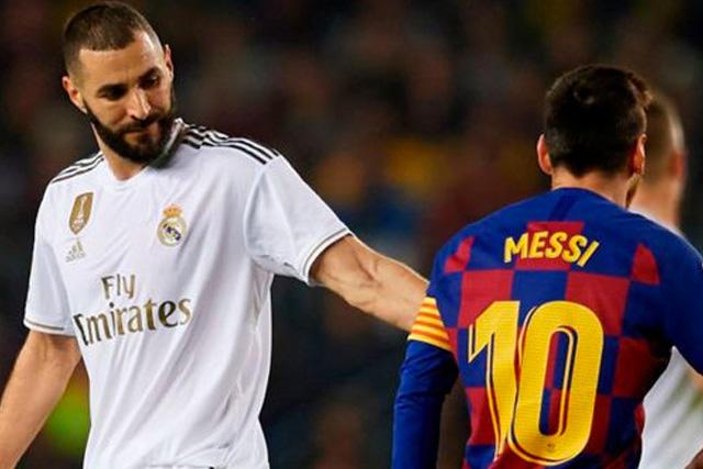 Karim Benzema habló sobre el primer Clásico sin Messi en los últimos años