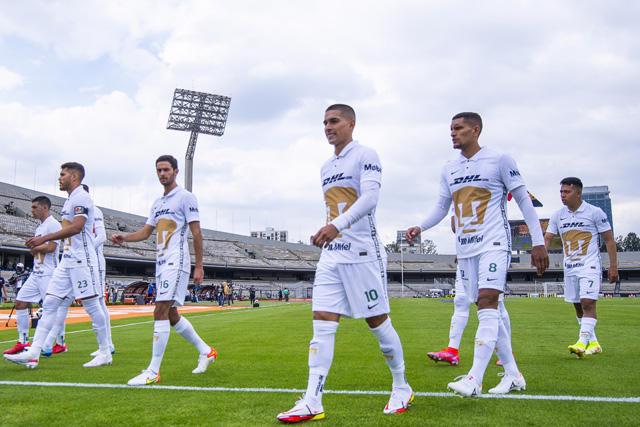 Pumas tendrá dos bajas en el cierre del Grita México A21