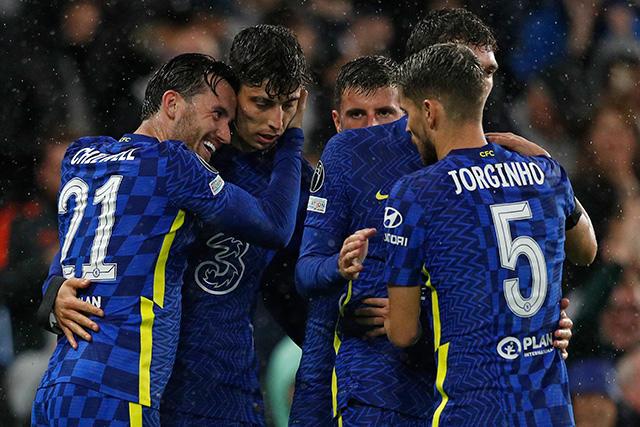 Chelsea golea 4-0 al Malmö en Stamford Bridge