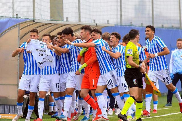 Teun Wilke puso la asistencia del único gol del SPAL Sub-19 ante Genoa