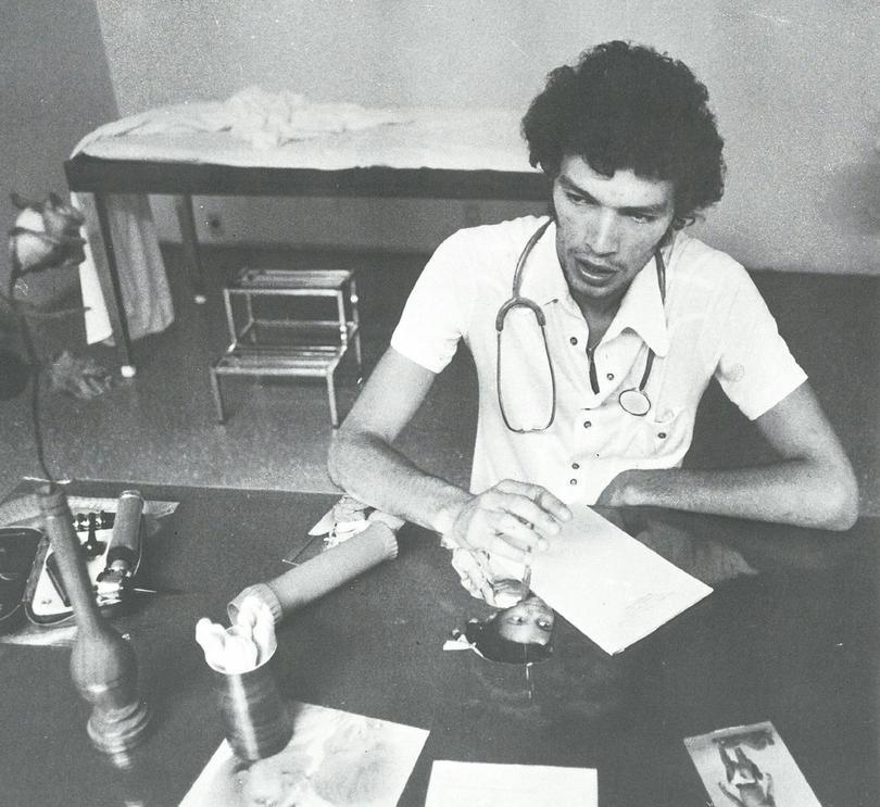 Socrates ejerció como doctor