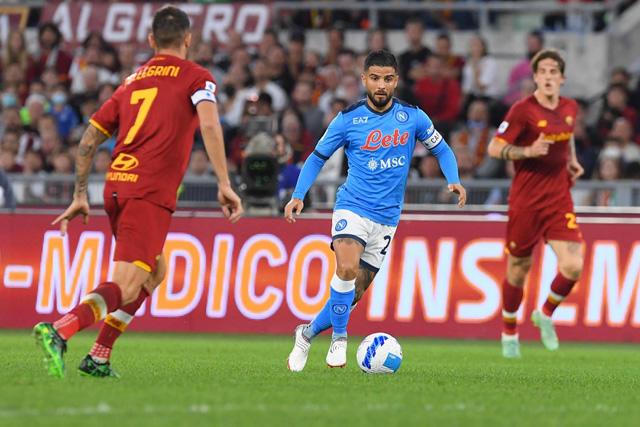Napoli y Roma empatan sin goles en la Serie A