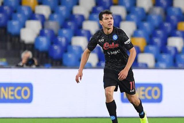 Hirving Lozano podría llegar al Manchester junto a Antonio Conte