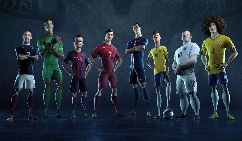 The Last Game el comercial con el que Nike innovó