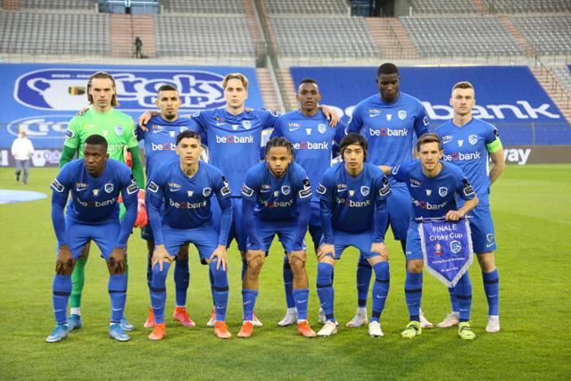 Gerardo Arteaga marca doblete en la goleada 0-6 del Genk en la Copa de Bélgica