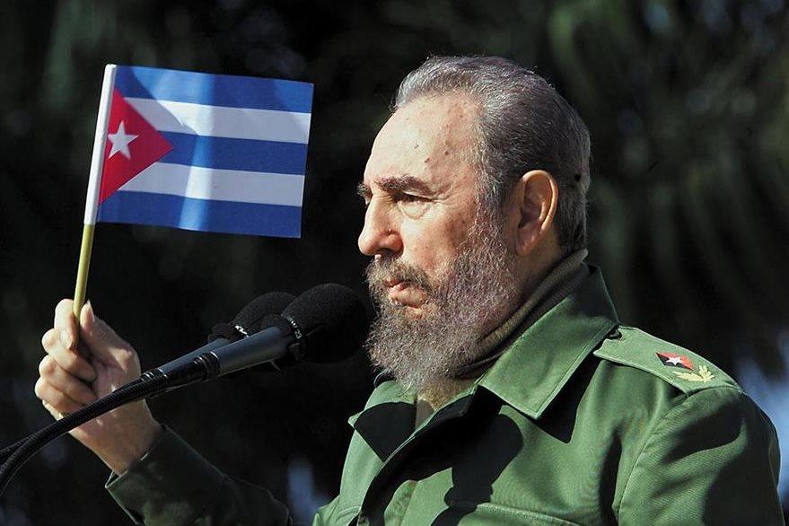 Fidel Castro fallece a los 90 años